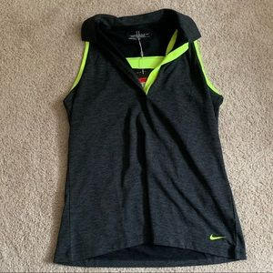 Nike Golf collar shirt (Size L)